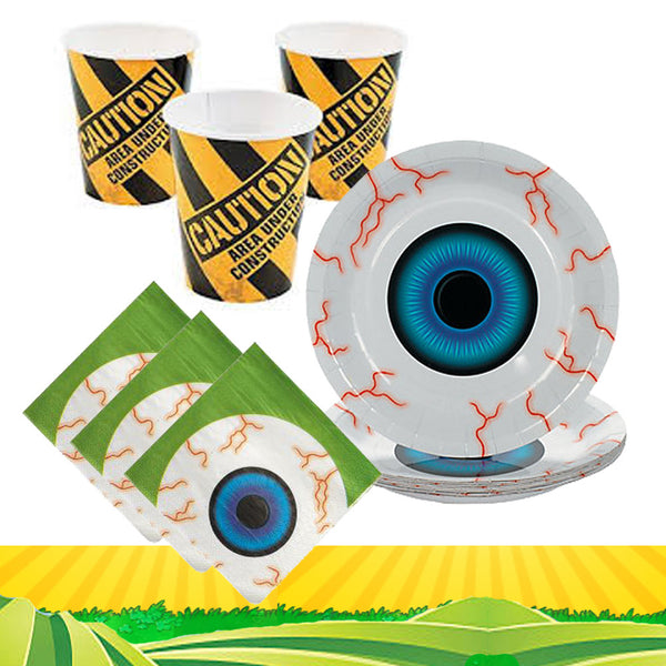 pvz garden warfare tableware set