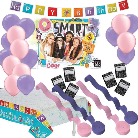 Project MC2 Party Decorations Set