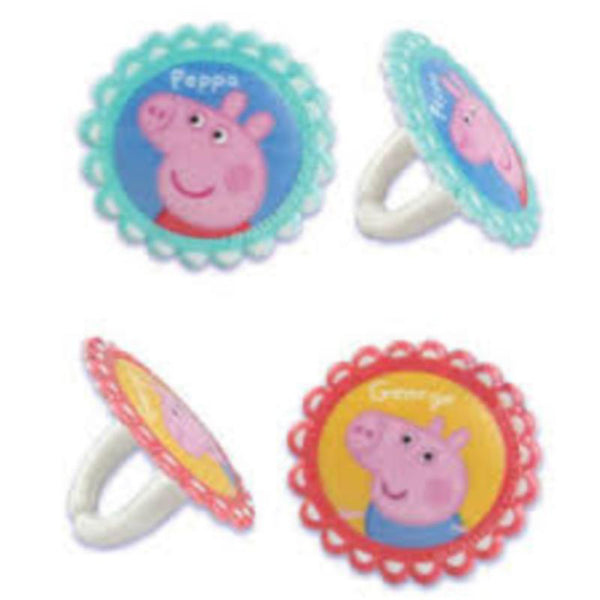 Peppa Pig George Rings