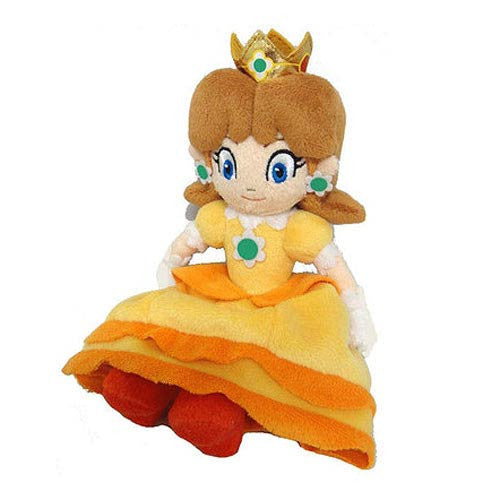 Super Mario Bros. Daisy 8-Inch Plush