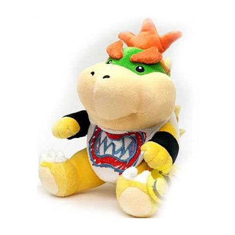 Super Mario Bros. Small Bowser Jr. Plush Doll