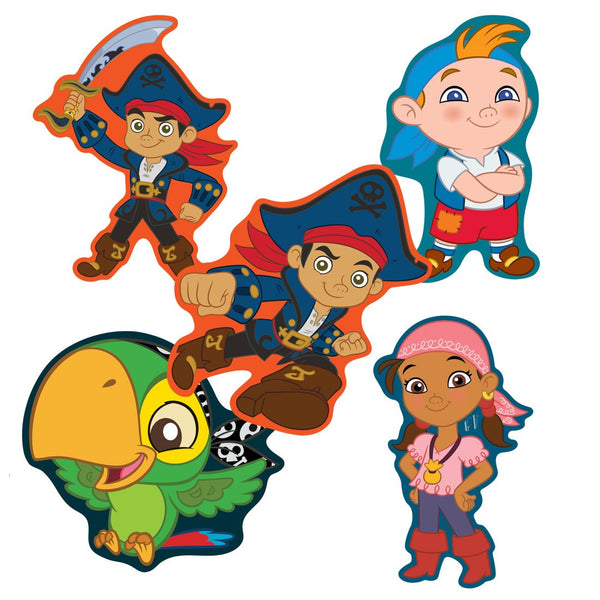 Jake and the Never Land Pirates stickers