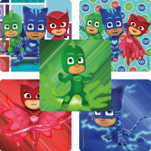 PJ Masks smilemakers stickers 100