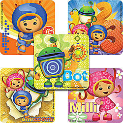 Umizoomi stickers
