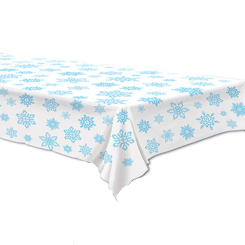 Snowflake tablecover