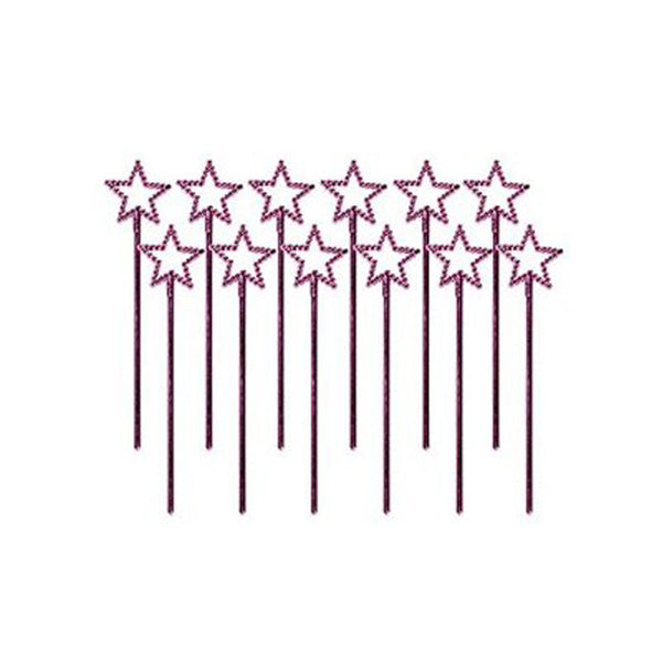 12 Star Party Favor Wands