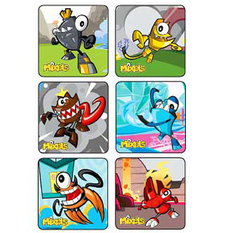 lego mixels stickers