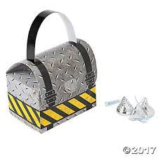 Construction zone tool favor boxes