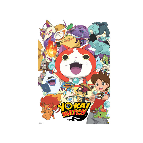 yokai watch poster cast