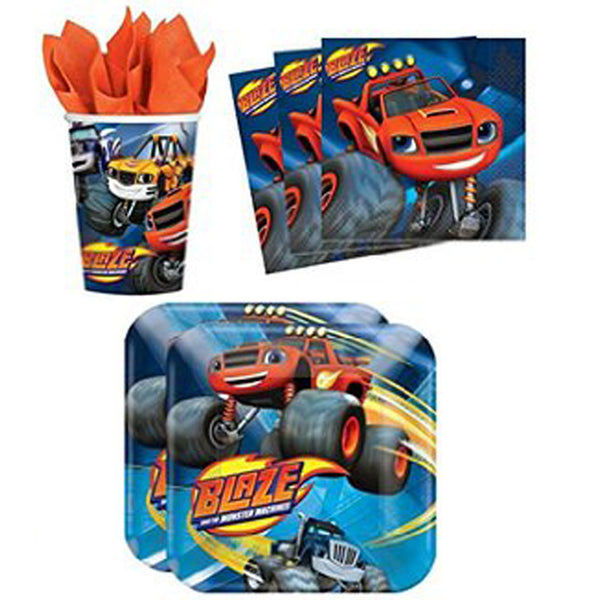 Blaze Monster Machines Tableware