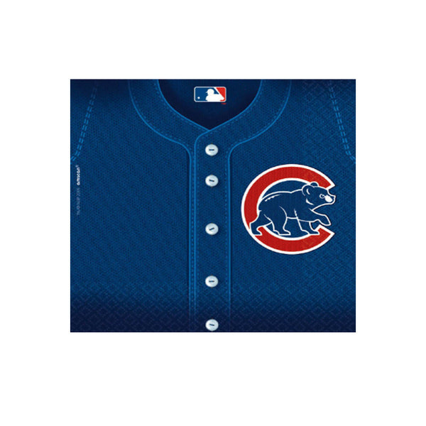 Chicago Cubs Lunch Napkins - 36 ct.
