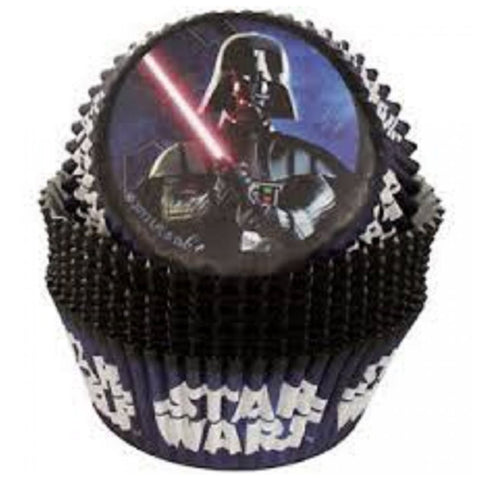 Cupcake Cups - Licensed Star Wars (24)