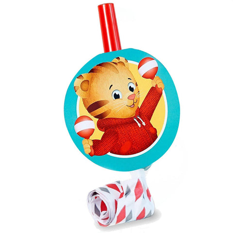 Daniel Tiger party favor blowouts 8