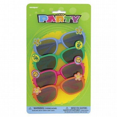 8 Children Sunglasses Party Favors - Assorted Colors