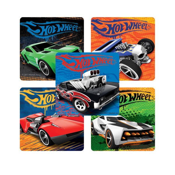 Hot Wheels stickers classic