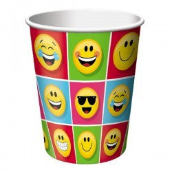 Emoji Emotion party cups