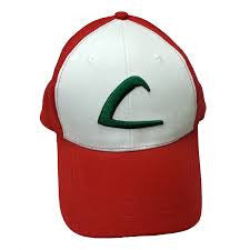 Pokemon Trainer Ash Ketchum Adjustable Baseball Hat