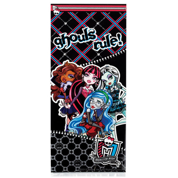 Monster High party favor bags