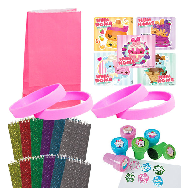 Num Noms Favor Sets