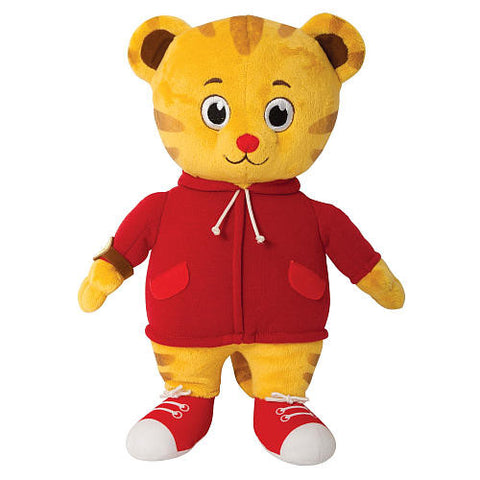 FREE Daniel Tiger Mini Plush*  w/ $75 Purchase