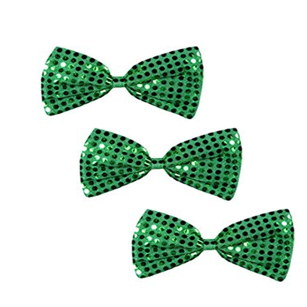 St patrick's day bow ties