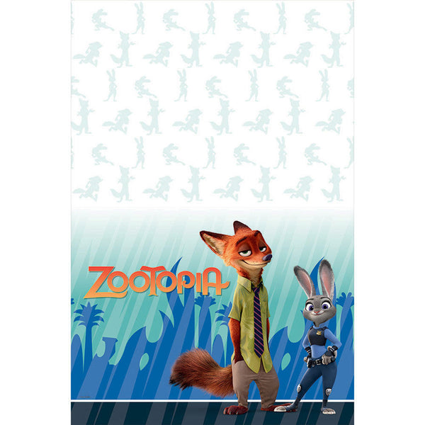 zootopia tablecover