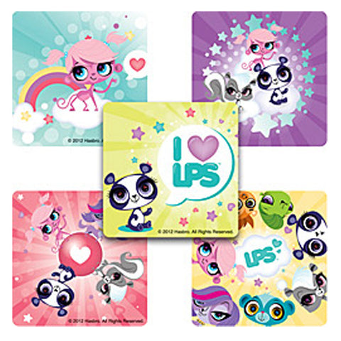 littlest pet shop stickers