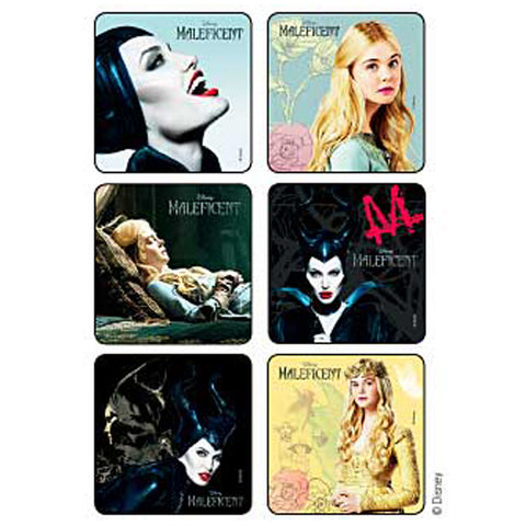 Sticker Pack - Maleficent - 90 ct