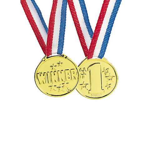 USA Olympics party favor medals