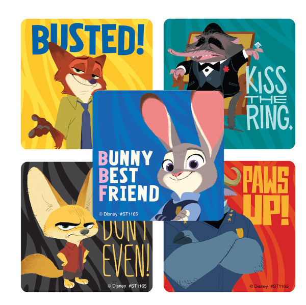 zootopia stickers 75