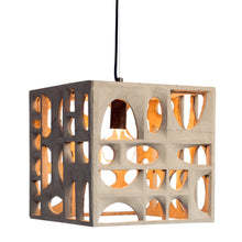 Mason Concrete Pendant Light