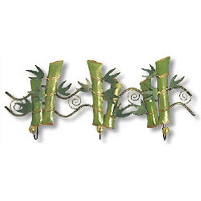Room Decoration - Assorted Island Designs Clothing Hooks (Triple Hooks)