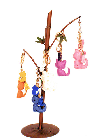 Fun Purse Charms - Cat Lovers!