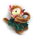 Hula  Monkey - Set of Two