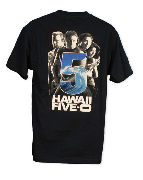 Hawaii 5-0 Tshirt - New Design!