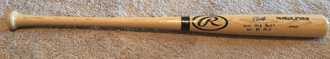 Gosuke Katoh signed Rawlings Big Stick Bat