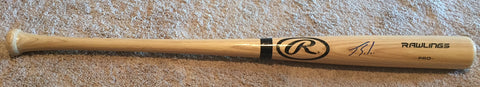 Jorge Soler signed Rawlings Big Stick Bat