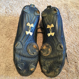 Tyler Austin 2014 Game Used Cleats (pair)