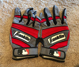 Carlos Santana 2014 Game Used Batting Gloves (pair)