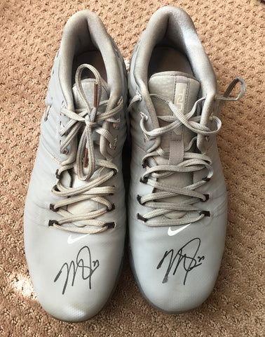 Mike Trout 2016 MVP Season Used Workout Shoes (pair)