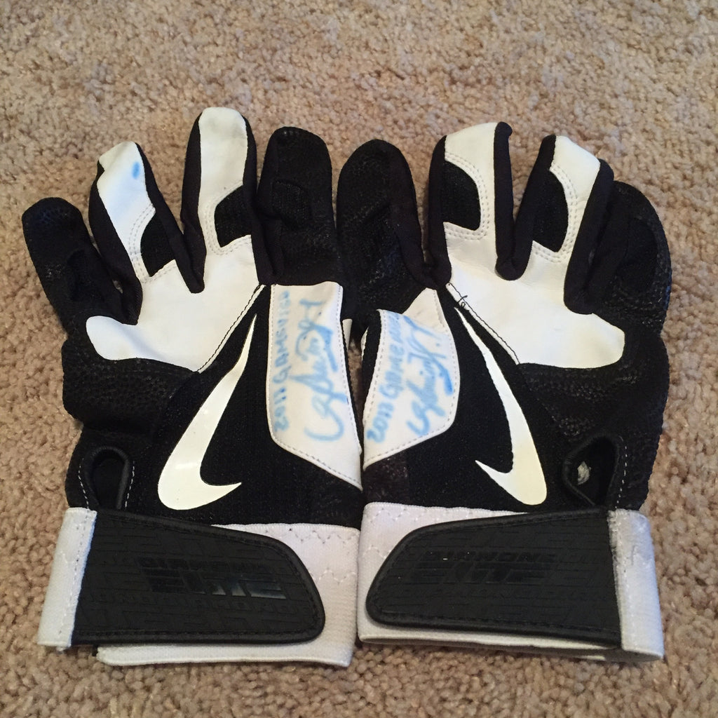 Avisail Garcia 2013 Game Used Batting Gloves (pair)