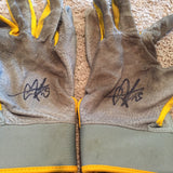 Gregory Polanco 2014 Game Used Batting Gloves (pair)