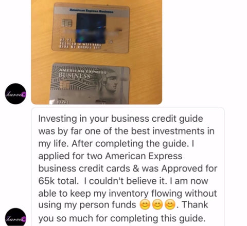 PRE-SALE! NEW EDITION! The Ultimate Business Credit Guide