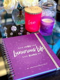 Luxurious Lifestyle Planner