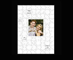 16x20 Wedding Sign-in Puzzle , Wedding Sign-in Puzzle - www.jigsawpuzzle.com, www.jigsawpuzzle.com  - 8
