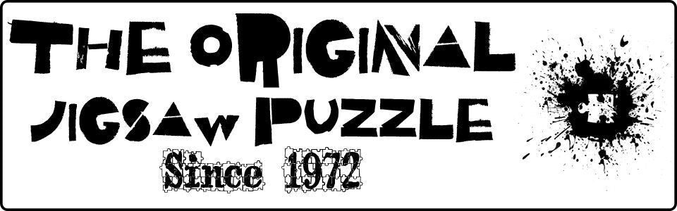 the original jigsaw puzzle since 1972