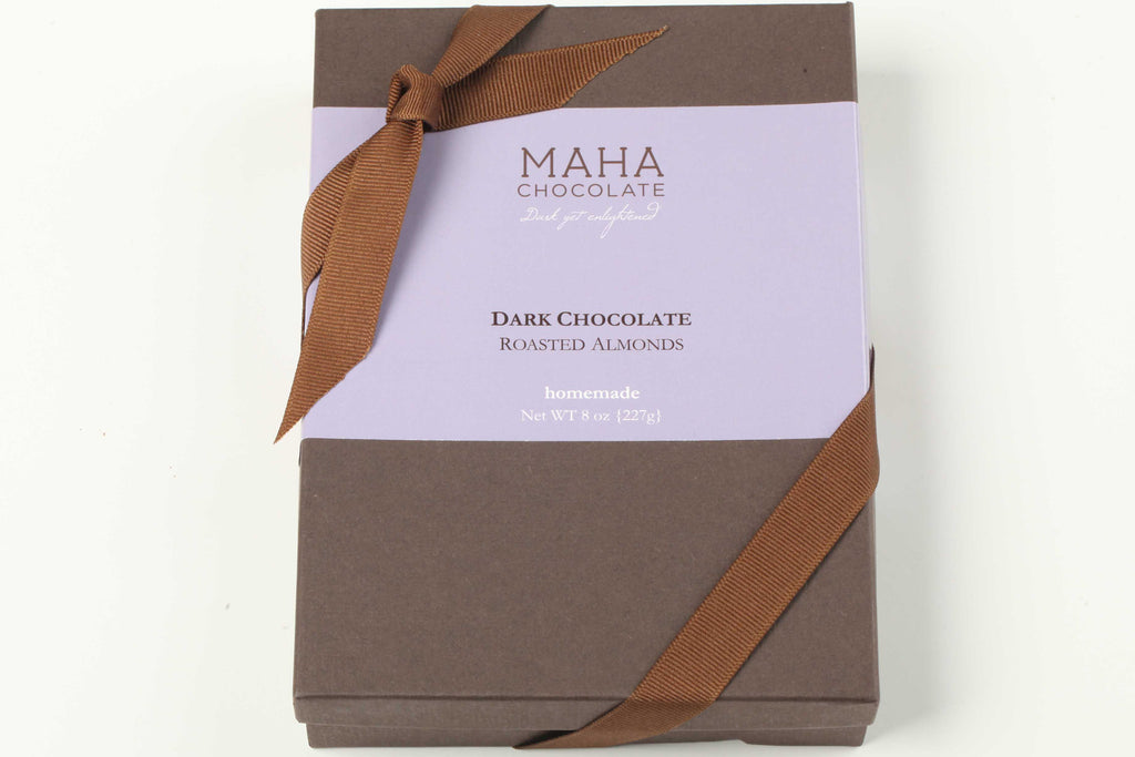MAHA CHOCOLATE Almond Box