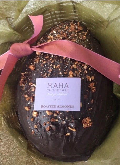 Easter Egg pink/lavender - mahachocolate