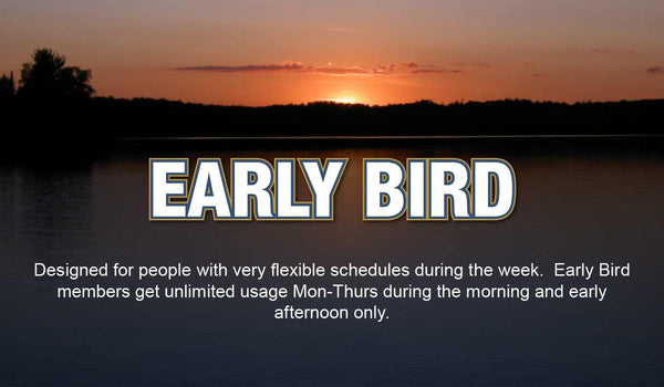 Early Bird Membership