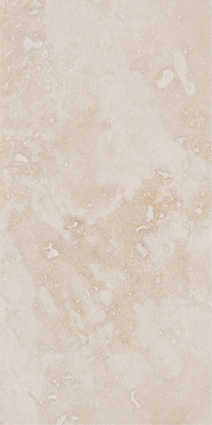 "12"" x 24"" Durango Light Travertine Tile Honed"